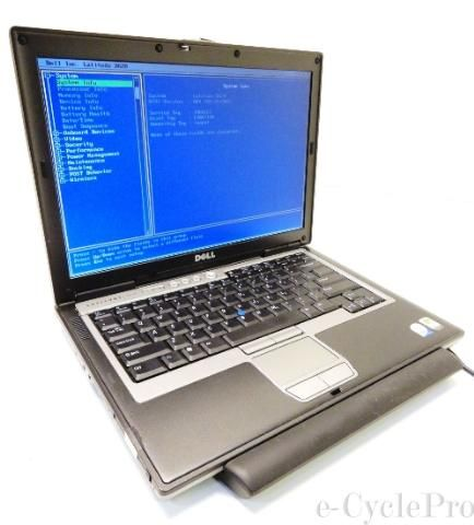 Dell Latitude D620 14 Laptop  2.16GHz Core 2 Duo  2gb PC2 5300
