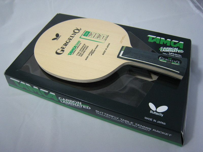 Butterfly Gergely Alpha Table Tennis blade (OFF+)