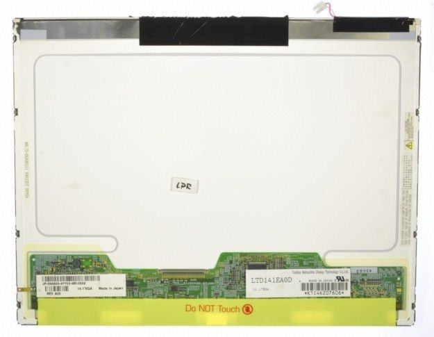 Dell Latitude D505 14 Laptop Lcd Screen LTD141EA0D